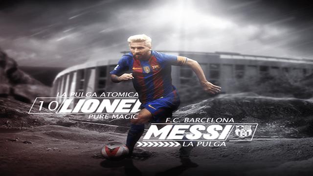 Lionel Messi Telah Resmi Bertahan Di Barcelona